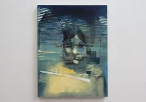 Amy - broom, Bartosz Beda, Bartosz Beda paintings