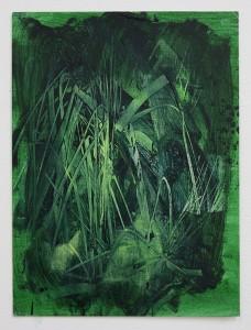 Bush III, bartosz beda paintings 2014