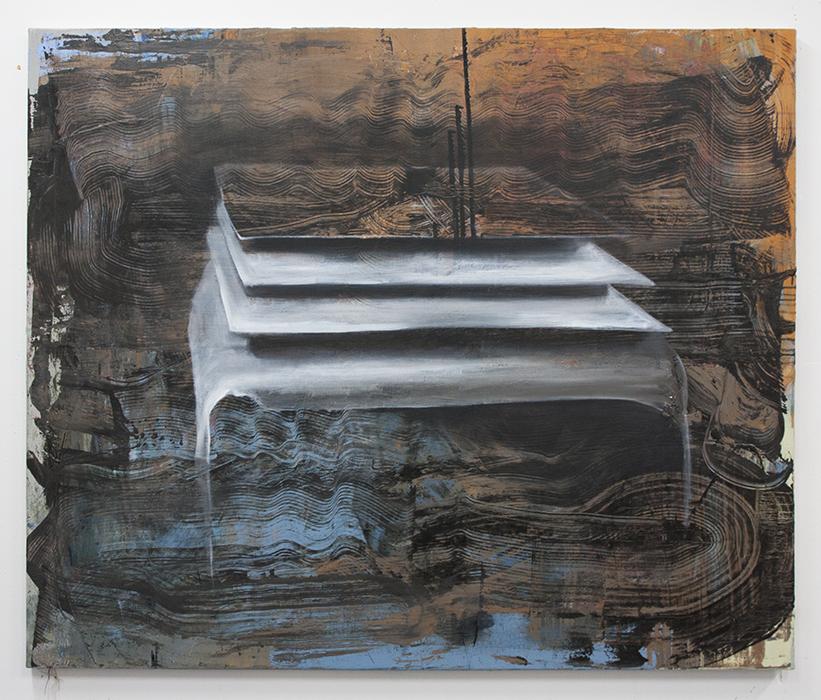 Chinoiserie, bartosz beda paintings 2014