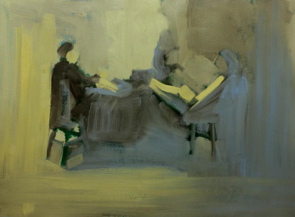 Cosmopolitan, bartosz beda paintings 2012