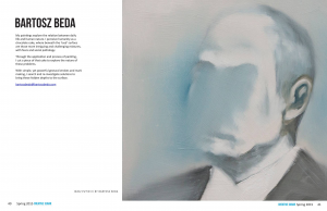 Creative Sugar Magazine featured Bartosz Beda