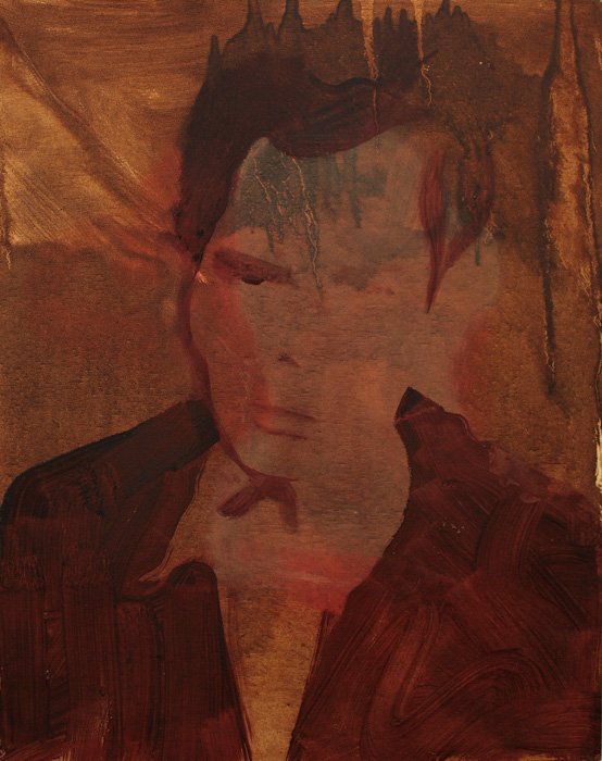 Art by Bartosz Beda, His Shadow, paintings