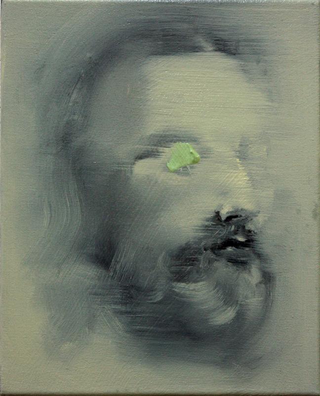 Hypostasis I, bartosz beda paintings 2012