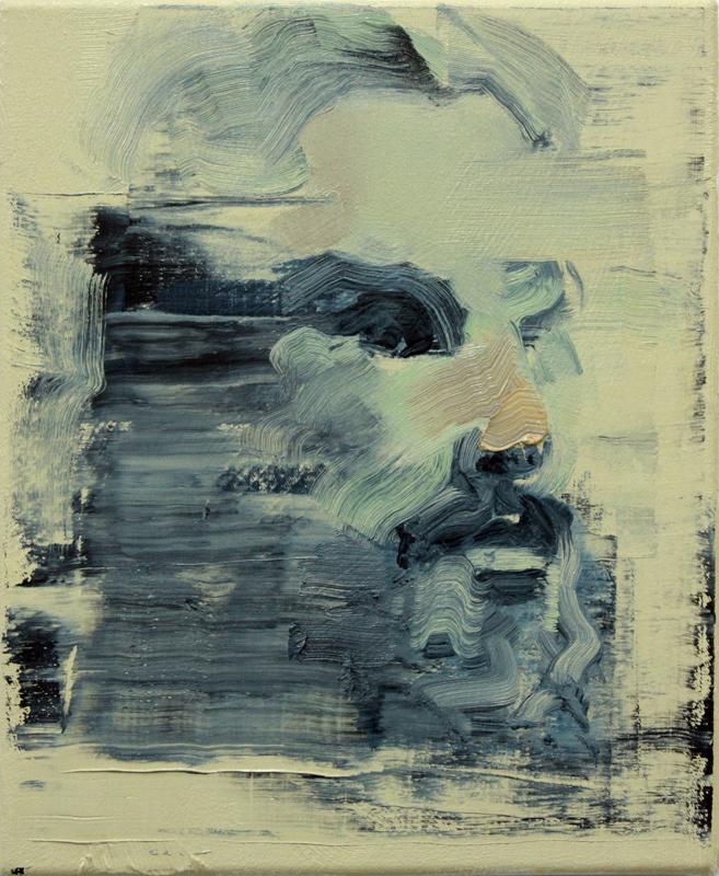 Hypostasis II, bartosz beda paintings 2012