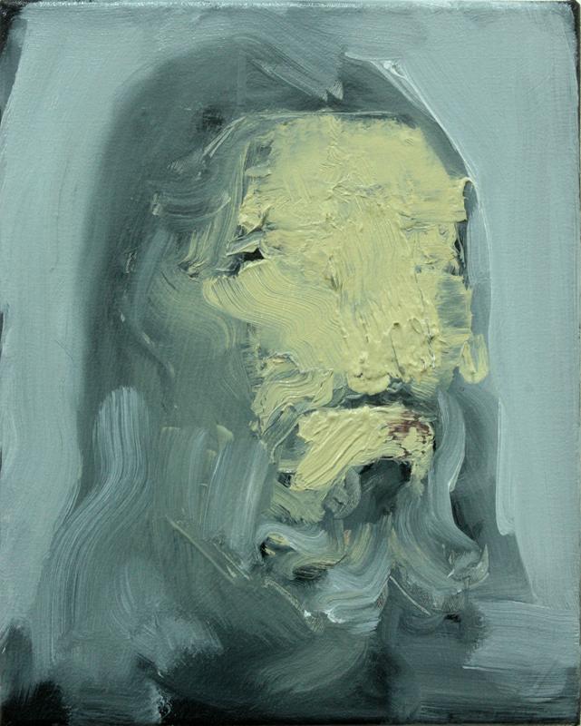 Hypostasis IV, bartosz beda paintings 2012