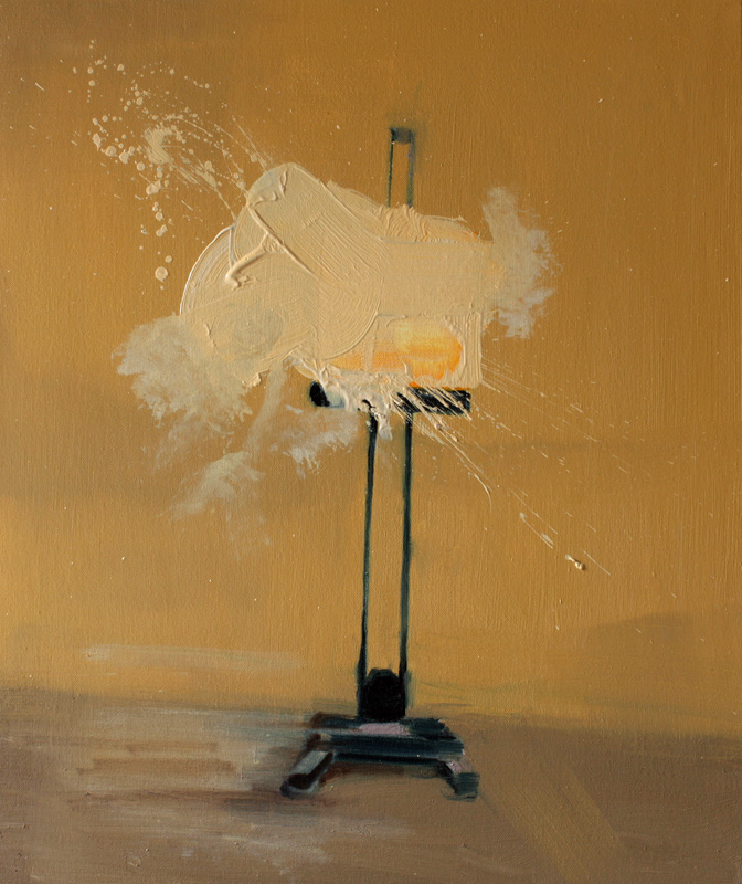 Inspiration on My Way, bartosz beda paintings 2012