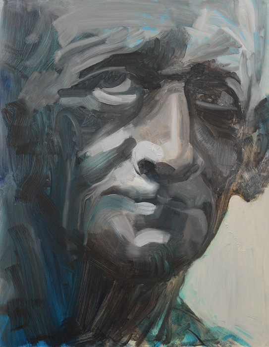 Art by Bartosz Beda, Joe Wallace, paintings 2011