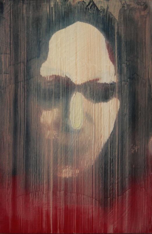 Just Friend II, paintings, bartosz beda paintings 2012