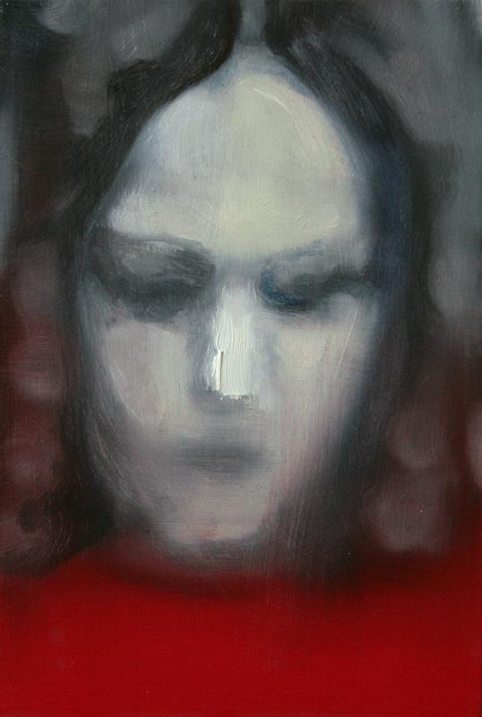 Just Friend I, paintings, bartosz beda paintings 2012