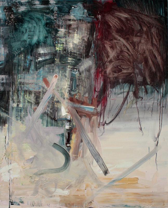 people, paintings, bartosz beda paintings 2012