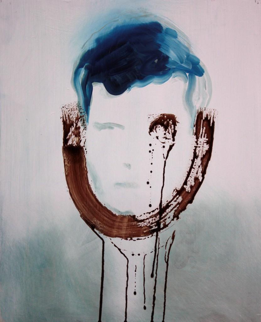 medallions, paintings, bartosz beda paintings 2012