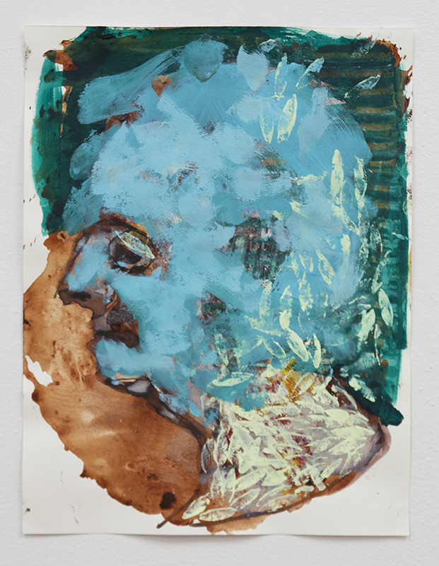 Mess, bartosz beda paintings 2014