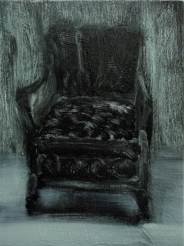 Micro Strokes I, bartosz beda paintings 2012