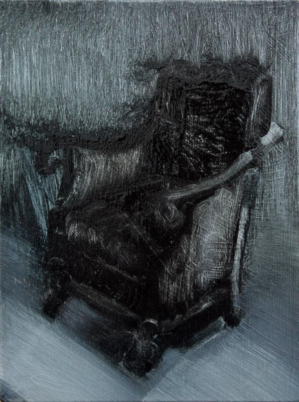Micro Strokes II, bartosz beda paintings 2012