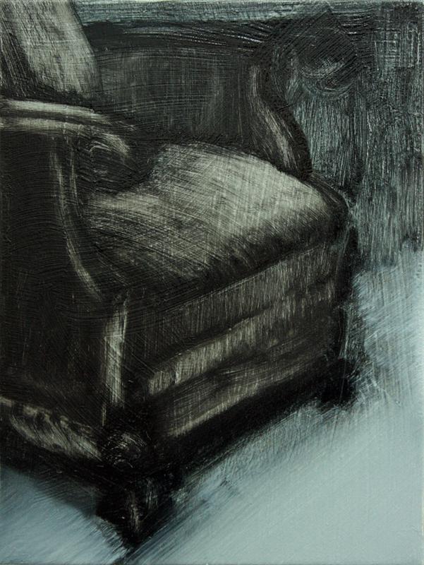 Micro Strokes III, bartosz beda paintings 2012