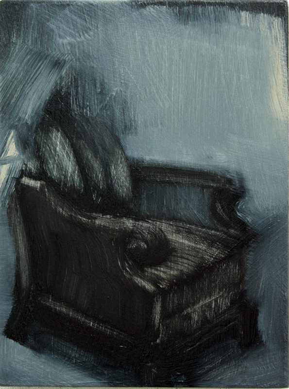 Micro Strokes IV, bartosz beda paintings 2012