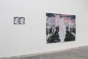 bartosz beda, paintings 2016, artist