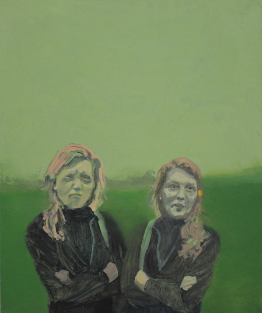 Art by Bartosz Beda, Inta I, paintings 2011
