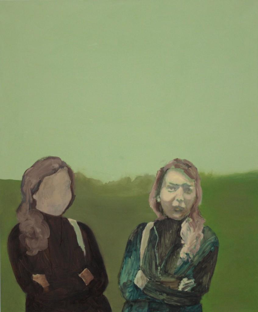 Art by Bartosz Beda, Inta II, paintings 2011