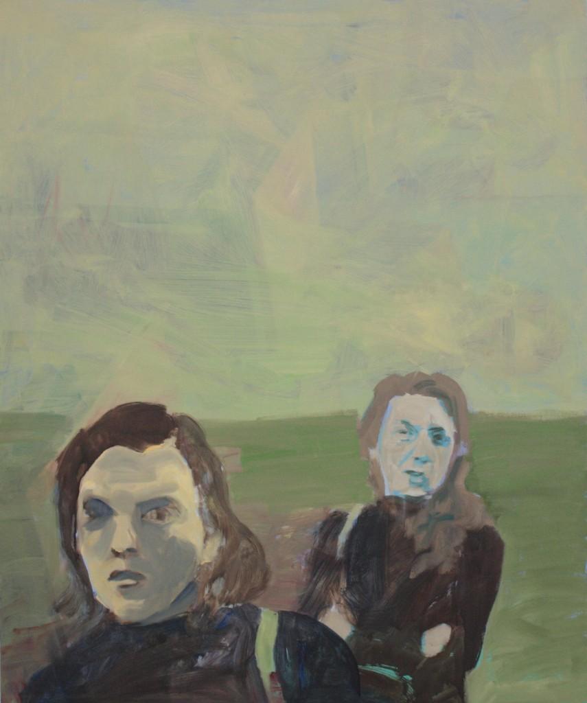 Art by Bartosz Beda, Inta III, paintings 2011
