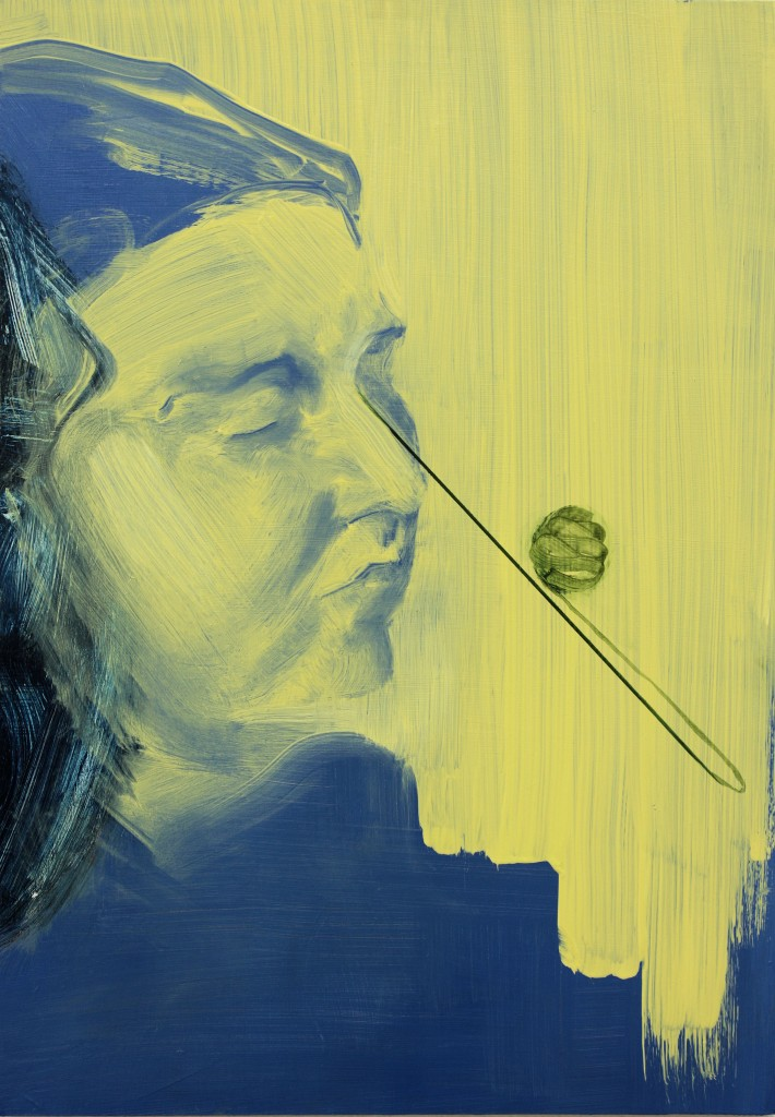Rubin 101, bartosz beda paintings 2012
