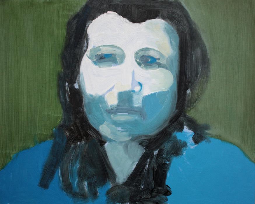 Art by Bartosz Beda, Snapshot 4, paintings 2011