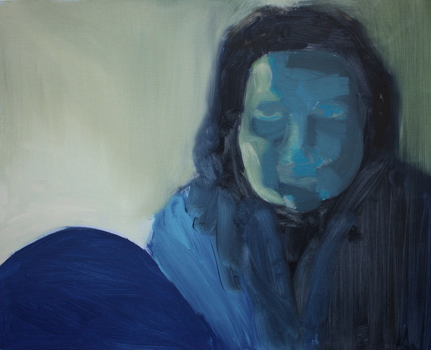 Art by Bartosz Beda, Snapshot 5, paintings 2011