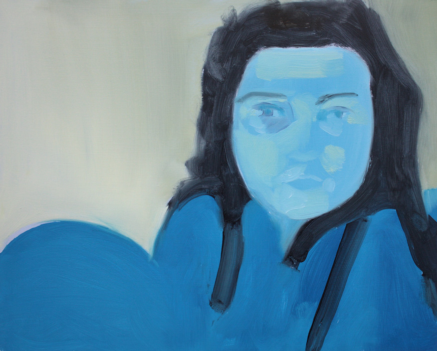 Art by Bartosz Beda, Snapshot 6, paintings 2011