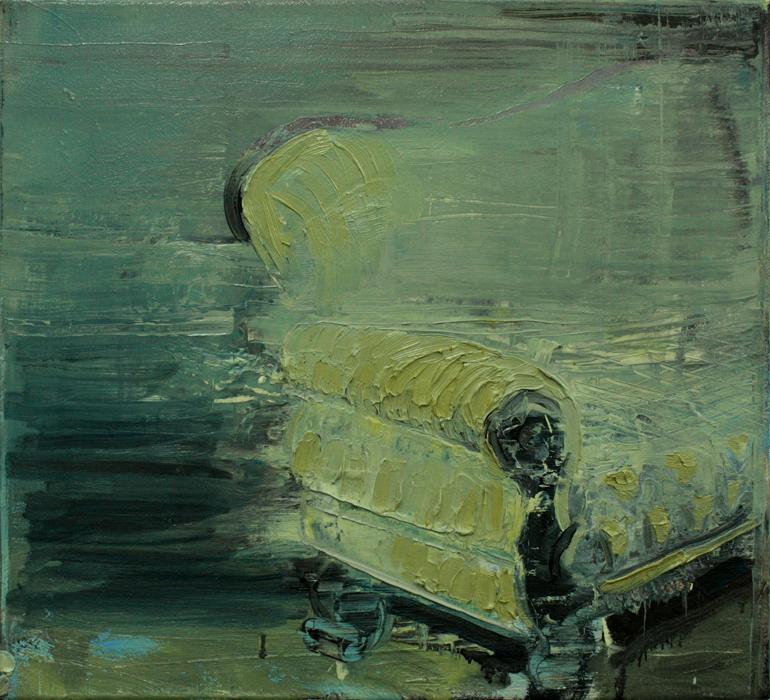 \Sofa, bartosz beda paintings 2012