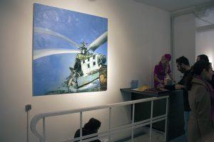 solo exhibition, bartosz beda, bartosz beda art, bartosz beda paintings