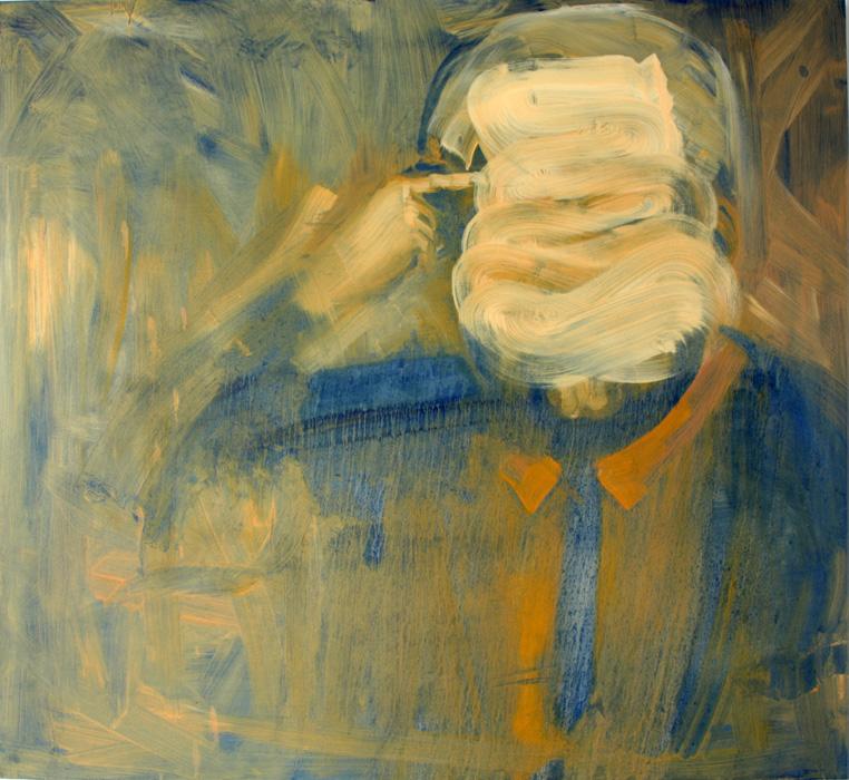 Art by Bartosz Beda, Speech, paintings 2011
