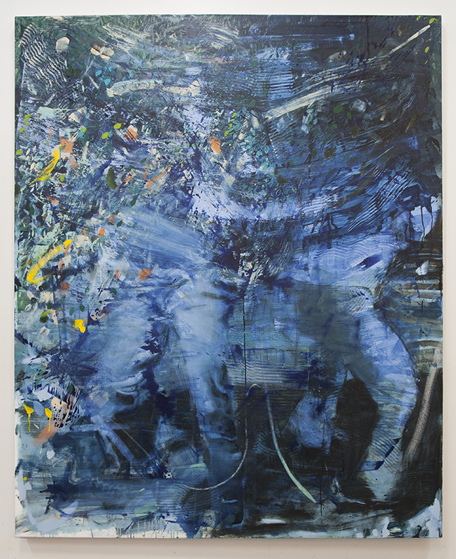 Temptation IV, bartosz beda paintings 2014
