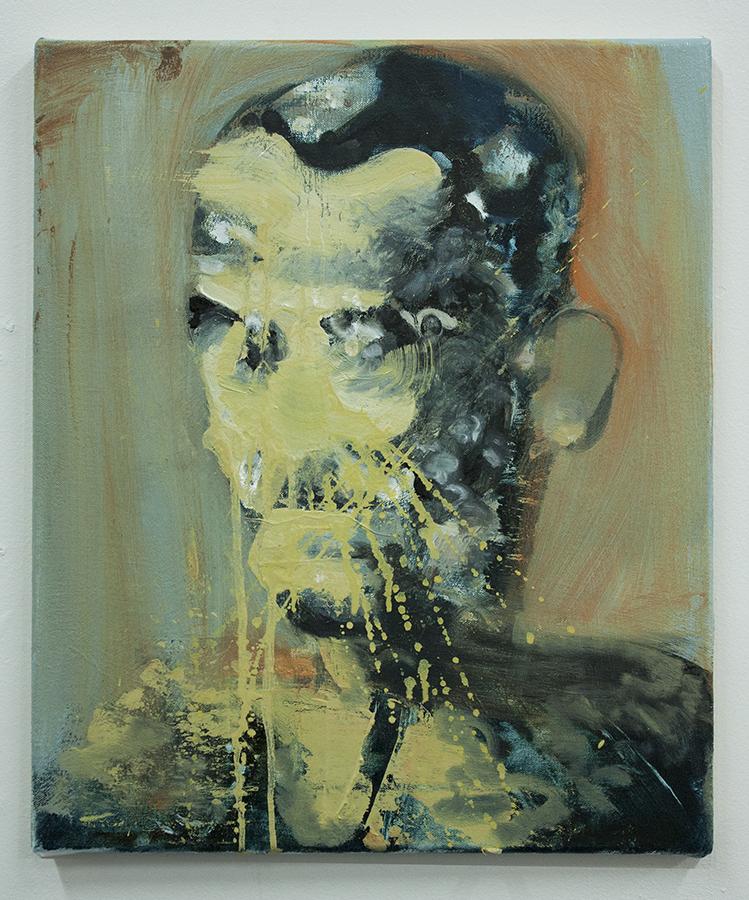 myriad, paintings, bartosz beda paintings 2013
