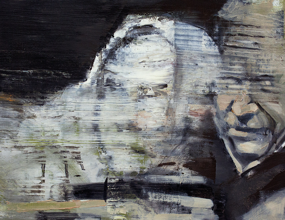 Wonderland, bartosz beda paintings 2013
