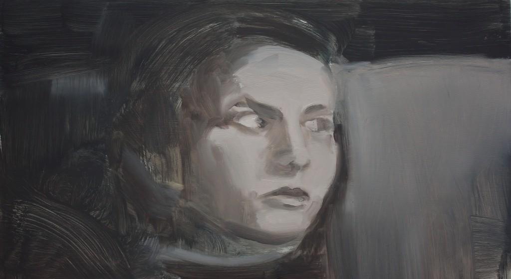 big silence, paintings 2011, bartosz beda paintings, art, artwork, bartosz beda
