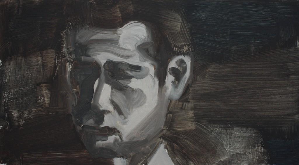 big silence, paintings 2011, bartosz beda paintings, art, artwork, bartosz beda,
