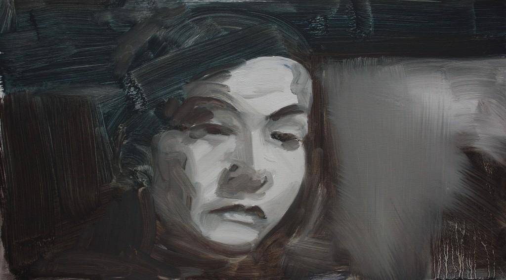 big silence, paintings 2011, bartosz beda paintings, art, artwork