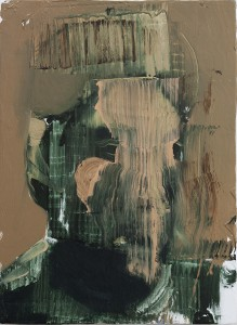 Silent Recollection, bartosz beda paintings 2015