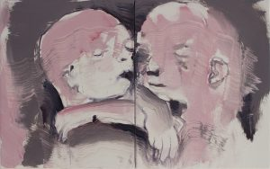 Neither Sisters, Neither Twins, bartosz beda, paintings 2016