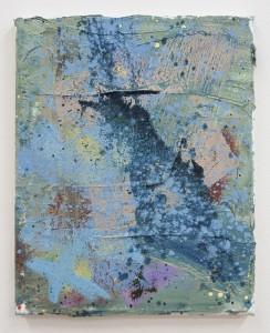Bartosz Beda, Drops 02, bartosz beda paintings 2014