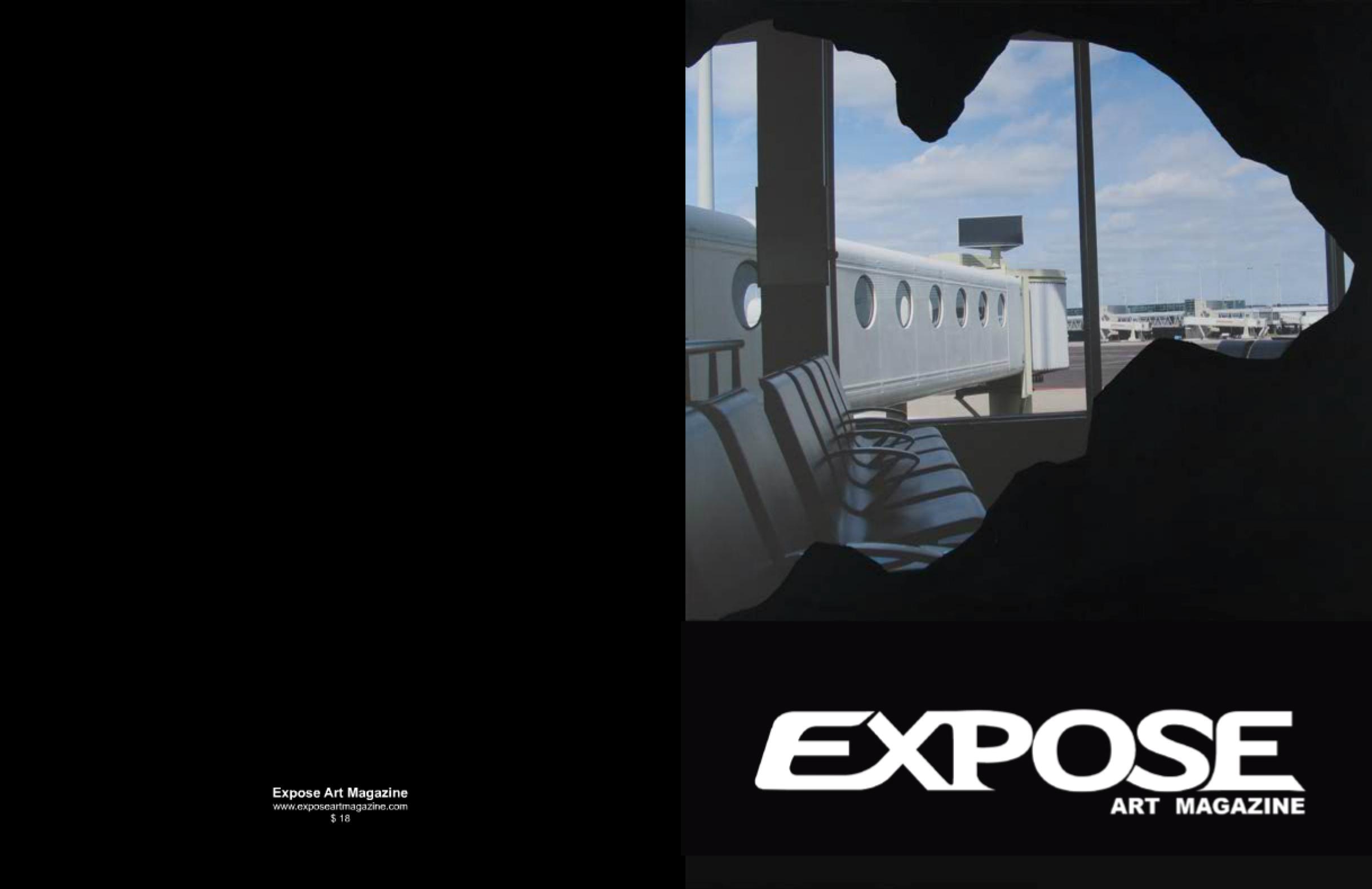 Expose Magazine, December 2014