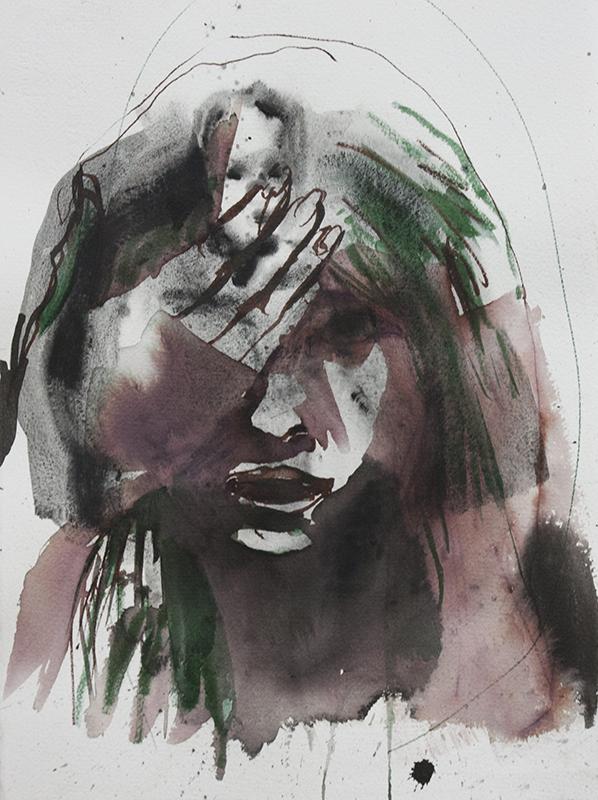 Art, Bartosz Beda, bartosz beda paintings 2014