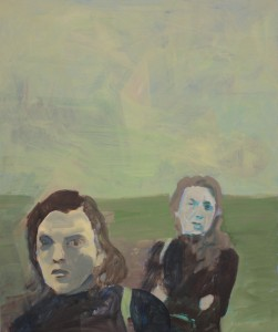 Art by Bartosz Beda, Inta III, paintings 2011