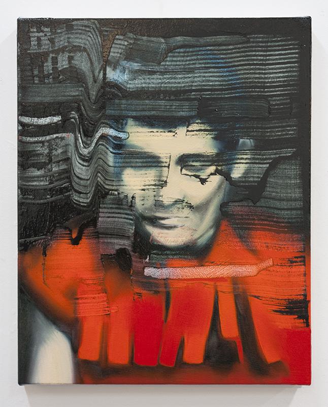 Solaris II, bartosz beda paintings 2014