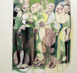 bartosz beda, art, bartosz beda artist, painting, one to watch