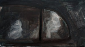 big silence, paintings 2011, bartosz beda paintings, art, artwork, bartosz beda