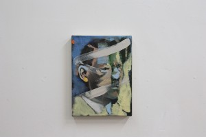 Idol II, Platform Open Art Exhibition, painting, artwork