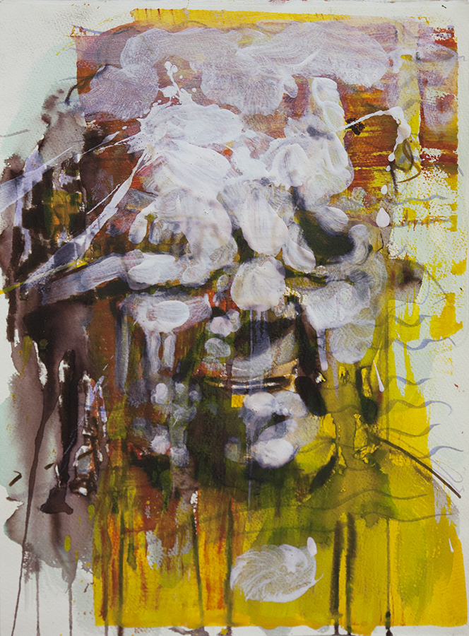 mess, bartosz beda paintings 2015