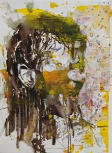 mess, bartosz beda, bartosz beda paintings 2015