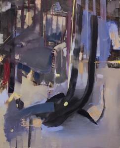 francis bacon, bartosz beda, paintings 2016